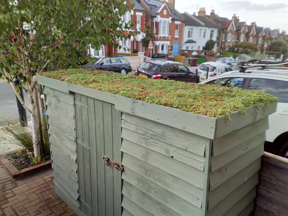 Sedum Green Roof Ready To Lay Mats For Green Roofs